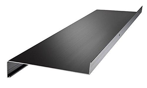 alu fensterbank g216 dunkelbronze ab 50mm ausladung d mmstoffe nord. Black Bedroom Furniture Sets. Home Design Ideas