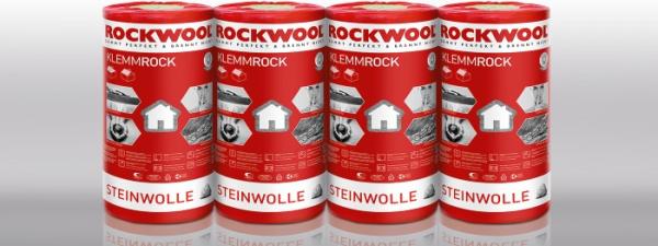 6 rollen klemmrock 120mm steinwolle von rockwool wlg 035 24 m d mmstoffe nord. Black Bedroom Furniture Sets. Home Design Ideas